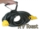 50A Power Cord with Handle, 30' S/D