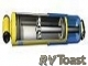 "Bilstein Shock Absorber GM ""P"" CHASSIS MOTORHOME HD Front RV"