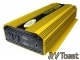 GoPower Electric Modified Sine Wave Inverter 2500W