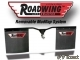 "Roadmaster RoadWing Mudflaps 69"" System small SUVs mini Trucks"