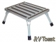Aluminum Folding Platform Safety Step Large